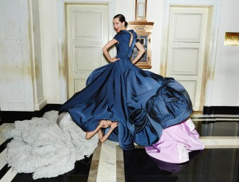 Fashion Overload: Behind the Scenes at the Met Gala