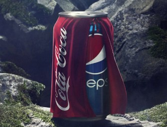 "Pepsi Disguises Itself as ""Cola Coca"" for Halloween, Here's Coca-Cola's Clever Comeback"