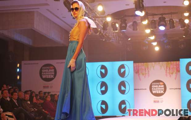 Nitya Bajaj Jabong Online Fashion Week 2