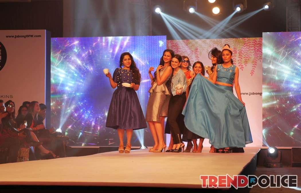 Nitya Bajaj Jabong Online Fashion Week 3