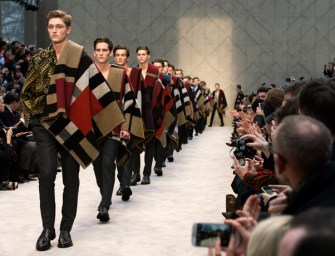 What You'll Find at the Burberry Menswear SS/16 Show In London Tonight