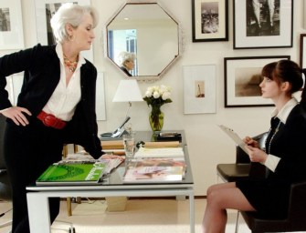 5 Real-Life Fashion Industry Bosses For Your Devil Wears Prada Dream