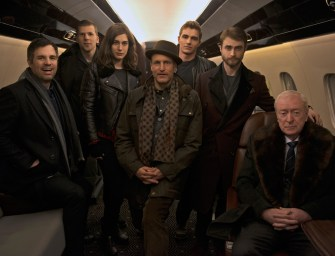 Now You See Me 2 Stars Daniel Radcliffe