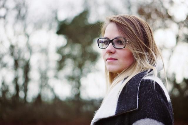 Marie - Photo au 50mm