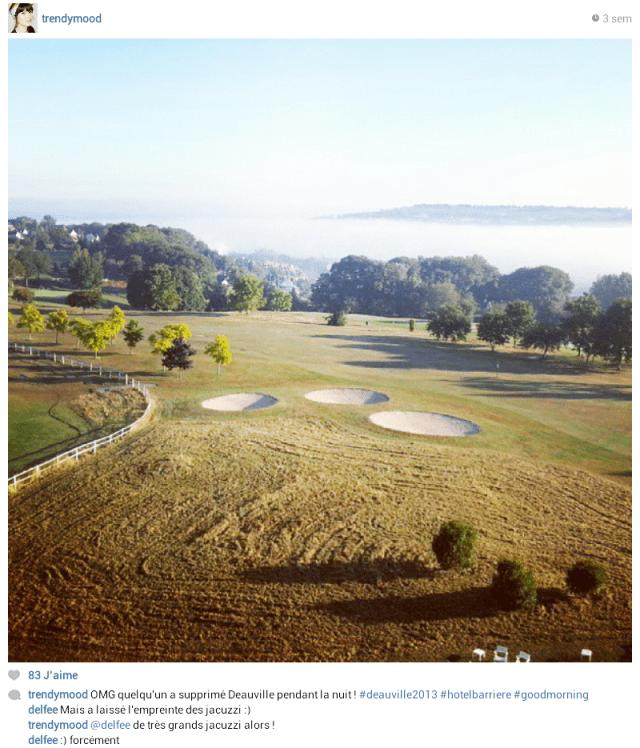 Instagram Deauville