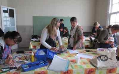Promocionan Incubadora de Bandas y Registro de Trabajadores de cultura en 30 de Agosto