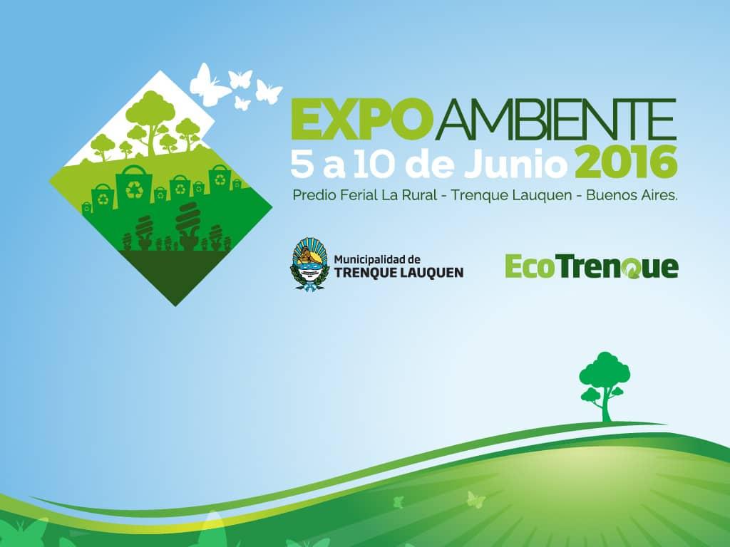 Cronograma de la Expo Ambiente 2016