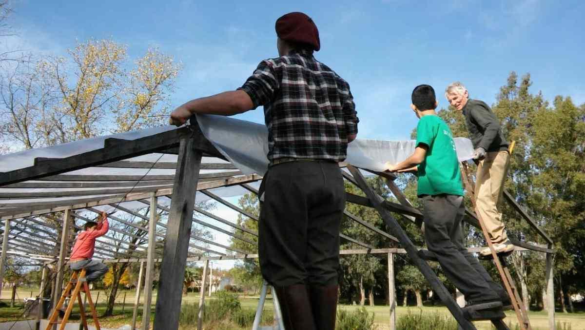 Capacitación intensiva para potenciar la producción hortícola en Beruti