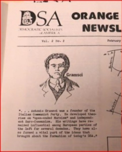 DSA Orange County Newsletter, Feb. 1, 1984