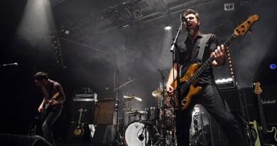 7WEEKS en concert à Paris le 9 décembre prochain