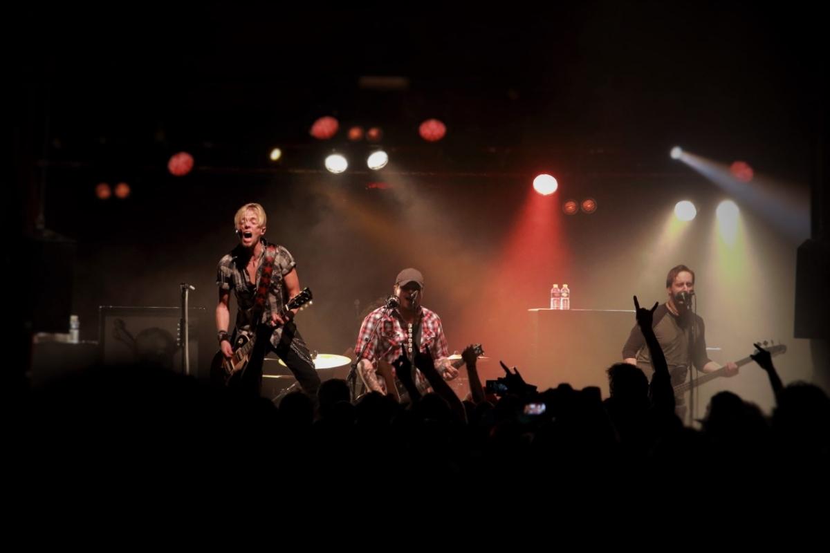 Live Report : BLACK STONE CHERRY au Cabaret Sauvage (Paris)