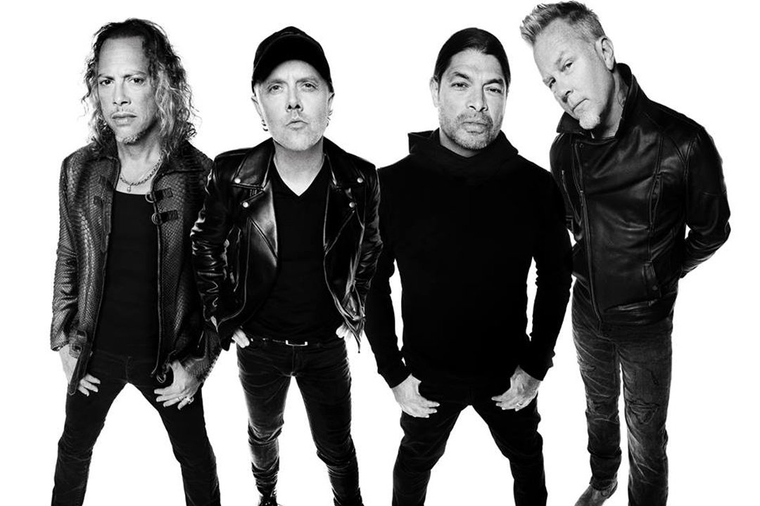 METALLICA au Grand Journal
