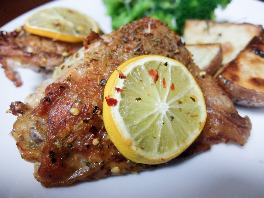 Pan Seared Chicken9