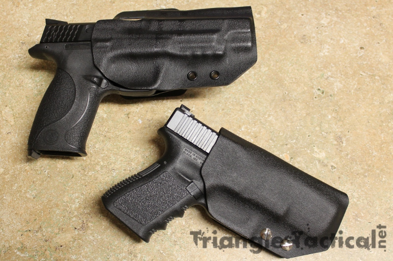 DIY - How To Make Kydex Holsters