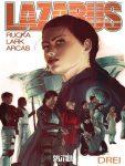 Lazarus 03 - Konklave - Tribe Online Magazin