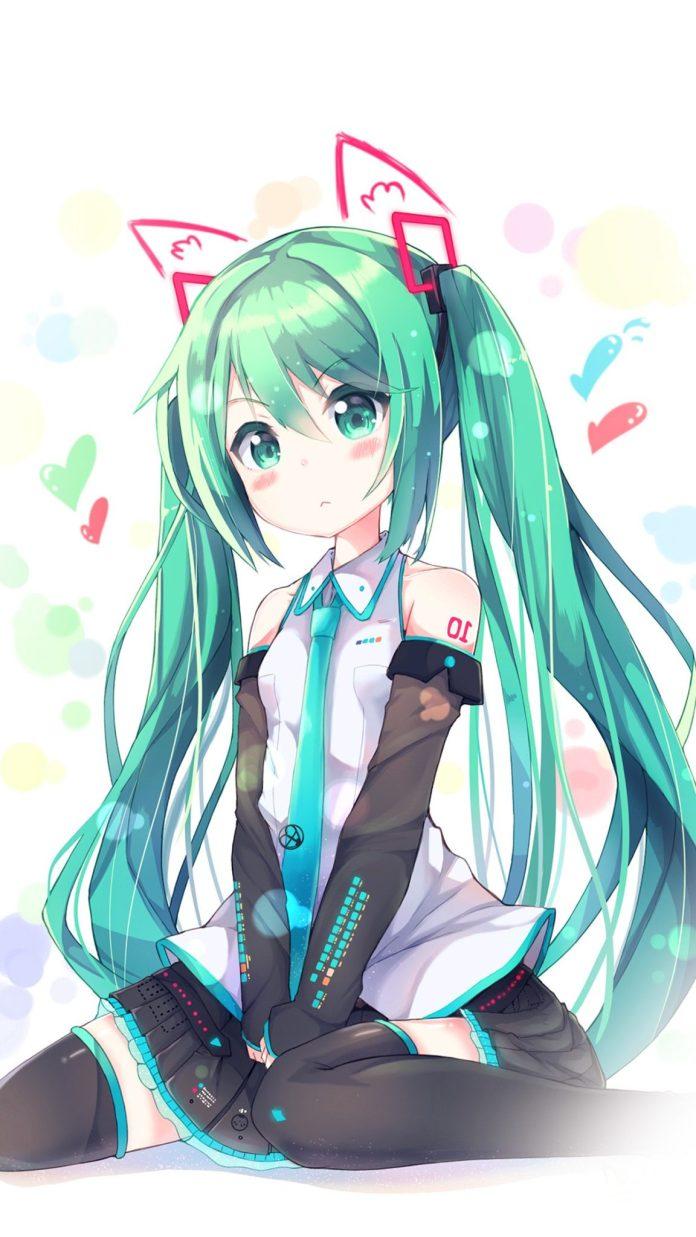 Anime Girls Hd Anime Wallpaper Cute Anime Girl Cartoon