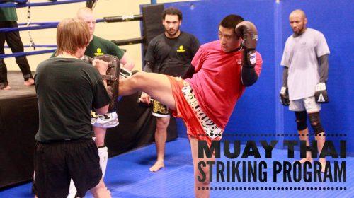 Muay Thai Woodbridge VA