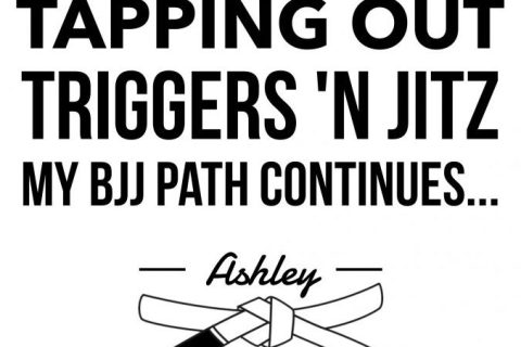 Permalink to:Tapping Out Triggers 'n Jitz: My BJJ Path continues…