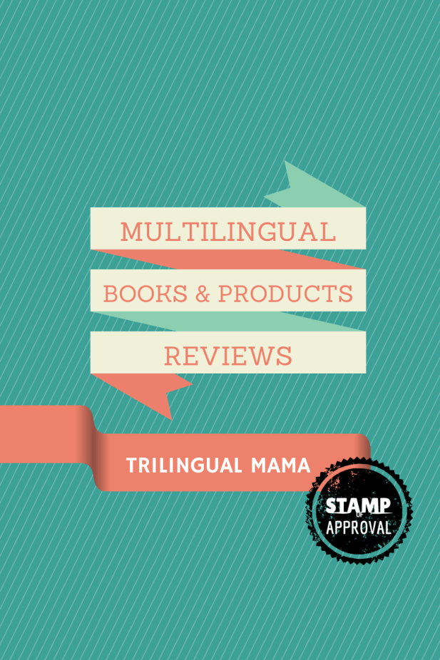 Multilingual books and products (reviews) | Trilingual Mama
