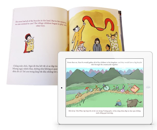 Bab'l Books - crowdsourcing multilingual books for children | exclusive interview on Trilingual Mama