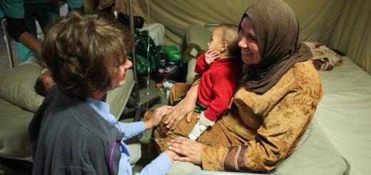 LDS Charities and how you can help the Syrian refugees