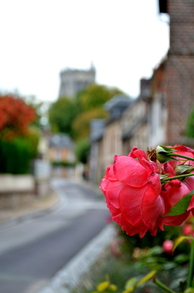 Autumn at the Bec-Hellouin, one of the most beautiful villages in France | Trilingual Mama