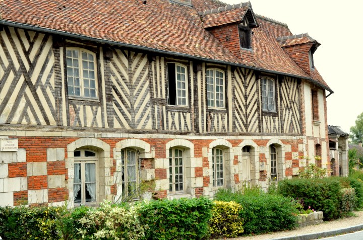 Autumn at the Bec-Hellouin, one of the most beautiful villages in France   Trilingual Mama