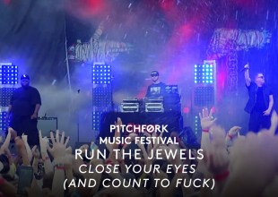 Run The Jewels Live at Pitchfork Festival 2015 (Video)