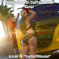 TD Comic Book Guys: Issue 19 – Turtle Power [Podcast]