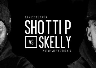Rap Battle – Shotti P vs Skelly (Video)