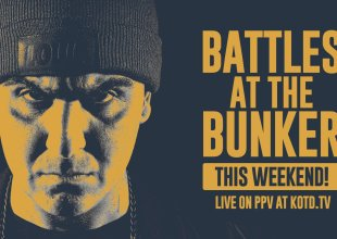 KOTD – Battles at the Bunker This Weekend on PPV (Trailer)