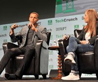Stephen Curry Renews Commitment to Malaria, Talks Startup at TechCrunch Disrupt San Francisco