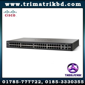 Cisco SRW-2048-K9-EU Bangladesh, SG300-52 Bangladesh SG300-52 52-port Gigabit Managed Switch Bangladesh