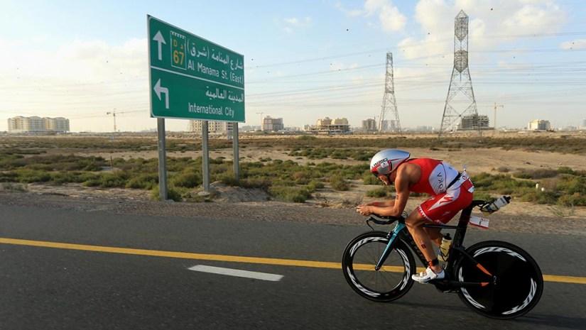 Challenge Triathlon Dubai