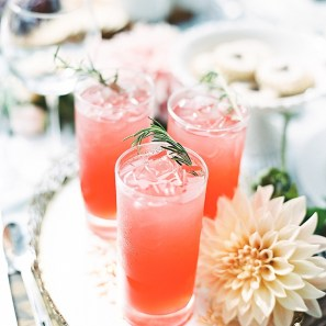 pretty cocktails