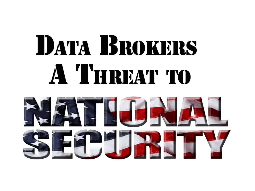 a threat to national security Welcome to threat week, a series exploring the most complex challenges  and national security threats facing the us military at home and.