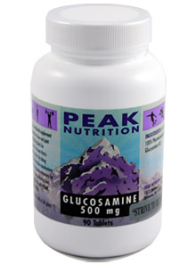 Peak Glucosamine