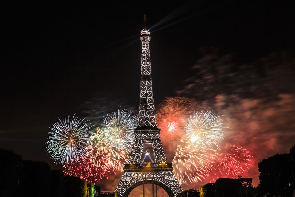 Celebrating Bastille Day in Paris  France  2018 Guide Bastille Day 2012
