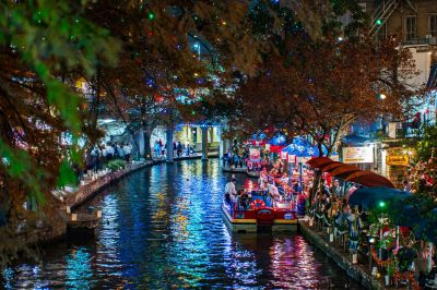 The Best Christmas Lights in San Antonio