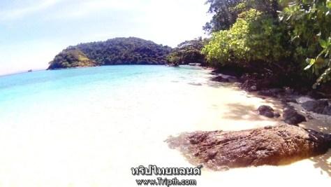 หาดศาลเจ้า สวยเกิดบรรยาย