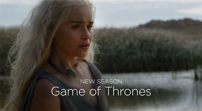Game Of Thrones Season Six First Footage Released