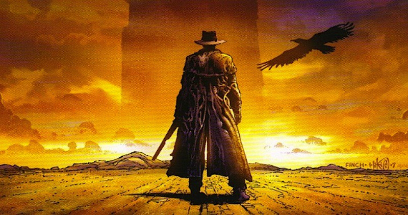 Stephen King Hints That The Dark Tower Movie May Actually Be a Sequel to the Books