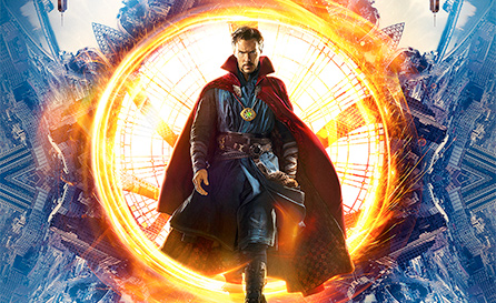 Doctor Strange Gets A New Poster at San Diego Comic Con Too