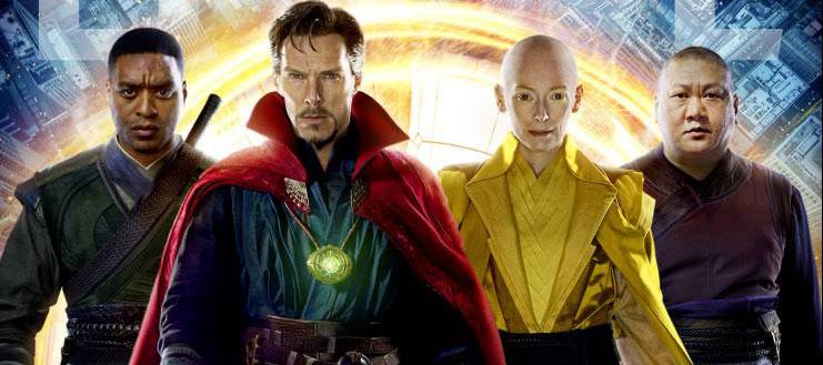 Doctor Strange Takes Over Empire