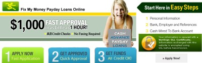 $ 1800 to payday - Up to $1500 Payday Loan in 1 Hour. Easy approval 5 minutes.