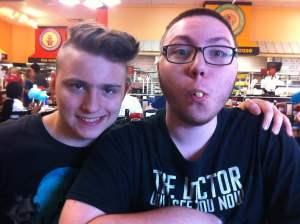 Zachary and Isaac