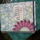 A Well Planned Day Planner