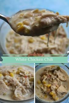 White Chicken Chili pin