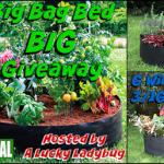 Big Bag Bed BIG #Giveaway Ends March 30