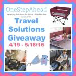 One Step Ahead Travel Solutions #Giveaway Ends May 18 *ENDED*
